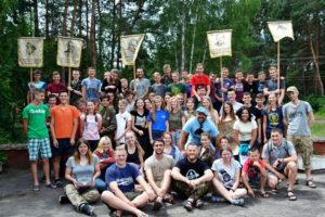Молодіжний освітній табір «ХОРУНЖИЙ»