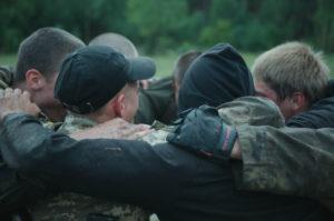 Військово-патріотичний вишкільний табір «ЛЕГІОНЕР»